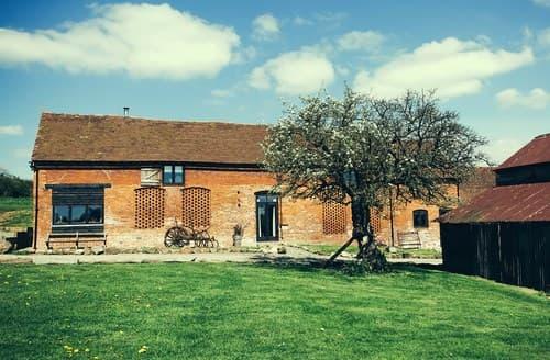 Big Cottages - Captivating Ludlow Barn S76695