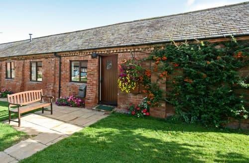 Big Cottages - Luxury Weston On Avon Barn S77330