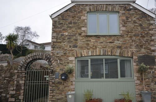 Last Minute Cottages - Beautiful Plymouth House S78766
