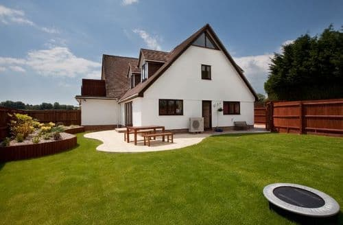 Last Minute Cottages - Quaint Blandford Forum House S8325
