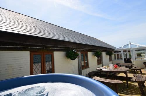 Big Cottages - Superb Looe House S8378