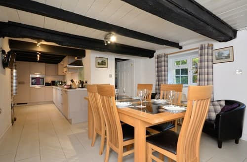 Last Minute Cottages - Cosy Plymouth Cottage S7660