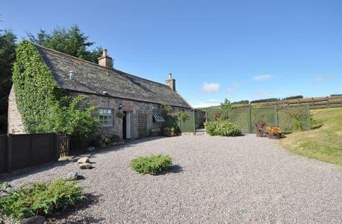 Big Cottages - Inviting Ballindalloch Cottage S7186