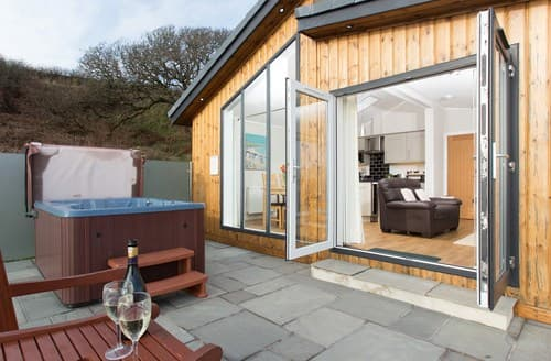 Last Minute Cottages - Wonderful Castle Douglas Cottage S7220