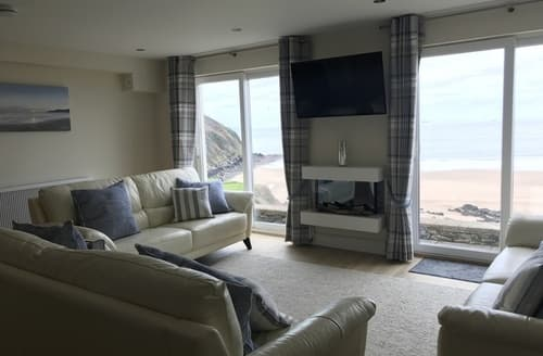 Big Cottages - Stunning Putsborough Apartment S79097