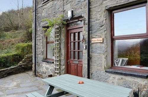 Last Minute Cottages - Inviting Porthmadog Cottage S79461