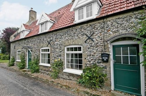 Last Minute Cottages - Rectory Cottage