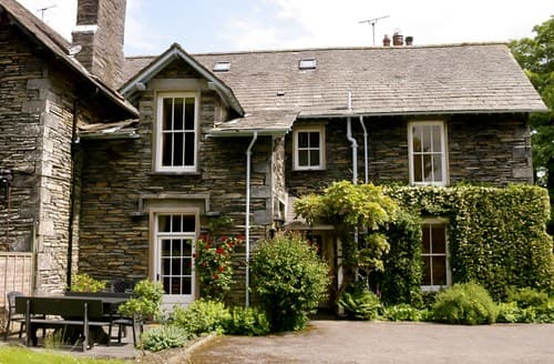 Big Cottages - Cosy Hawkshead House S79636