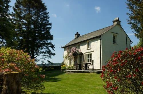Big Cottages - Cosy Hawkshead Cottage S79675