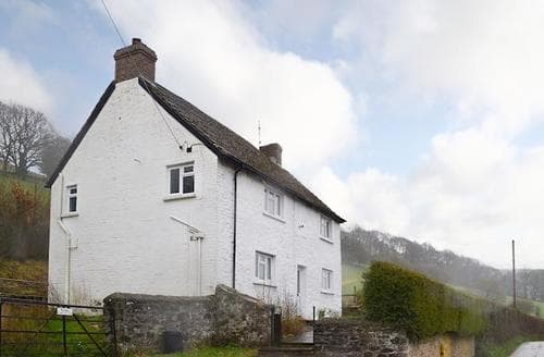 Big Cottages - Gorgeous Brecon Cottage S79765