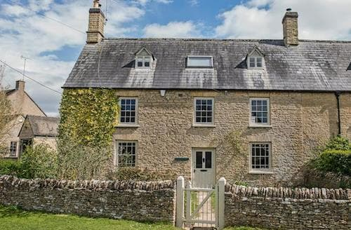 Big Cottages - Captivating Chipping Norton Lodge S80008