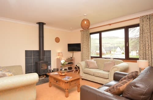 Last Minute Cottages - Luxury Inverness Cottage S80457