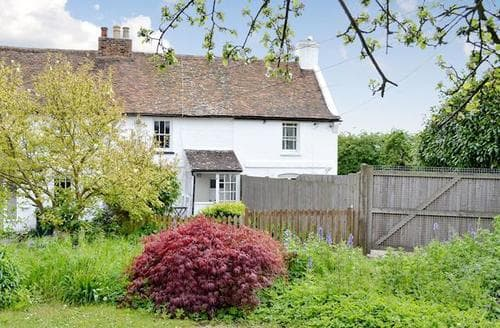 Big Cottages - Inviting Canterbury Cottage S80658