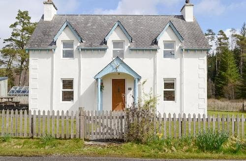 Last Minute Cottages - Excellent Lairg Cottage S80797
