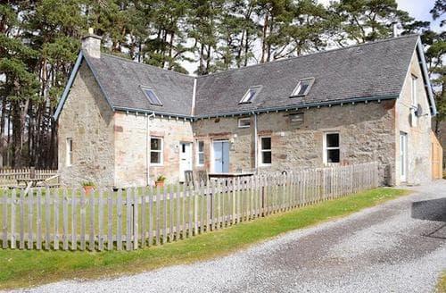 Last Minute Cottages - Charming Lairg Cottage S80799
