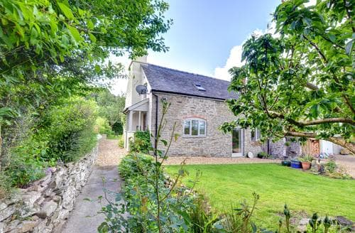 Last Minute Cottages - Charming Montgomery Cottage S80942