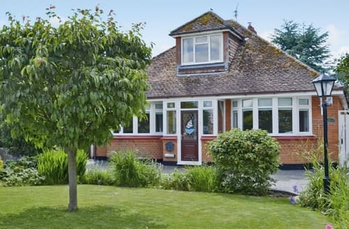 Last Minute Cottages - MAYCOT