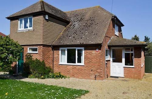 Big Cottages - Adorable Hunstanton Cottage S81186