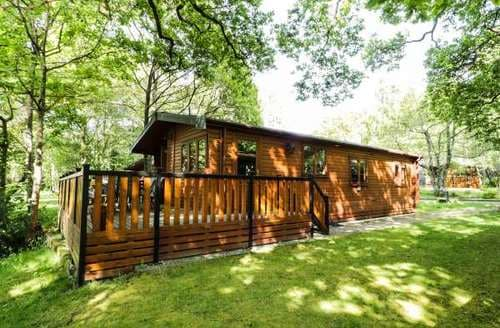 Big Cottages - Cosy Bangor Lodge S81295