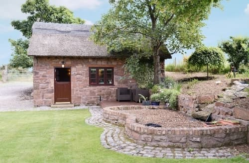 Last Minute Cottages - Luxury Chester Cottage S18154