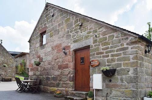 Last Minute Cottages - Wonderful Leek Cottage S81343