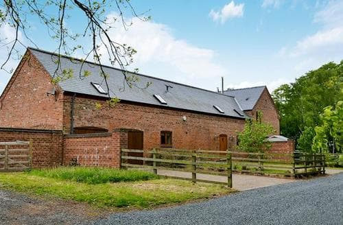 Big Cottages - Exquisite Bridgnorth And Ironbridge Cottage S81397