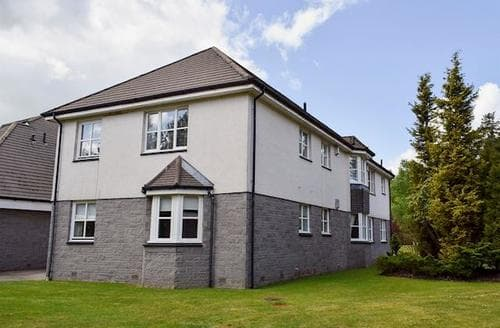 Big Cottages - Charming Gleneagles Apartment S81400