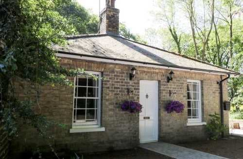 Last Minute Cottages - East Lodge