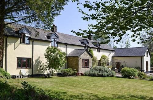 Last Minute Cottages - Exquisite Oswestry Cottage S81426