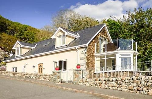 Last Minute Cottages - Attractive Barmouth Cottage S81447