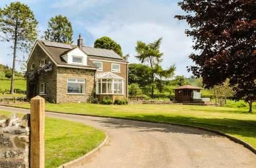 Last Minute Cottages - Adorable Craven Arms Cottage S81587