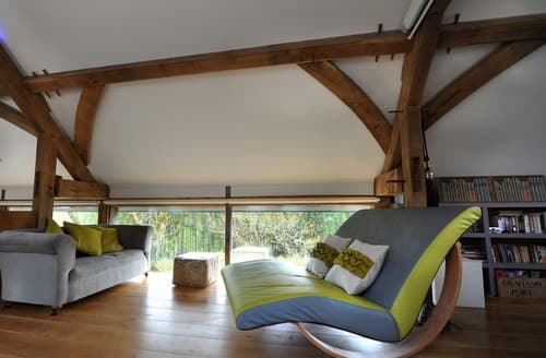Big Cottages - Cosy Builth Wells Barn S81702
