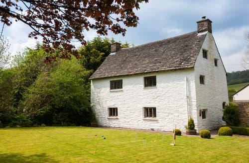 Big Cottages - Excellent Abergavenny Cottage S81712