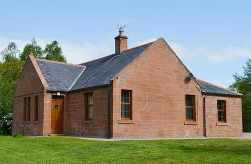 Big Cottages - Exquisite Dumfries Cottage S81784