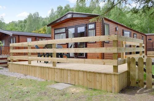 Last Minute Cottages - Splendid Aviemore Lodge S81927