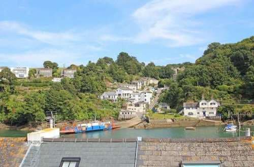 Last Minute Cottages - Cosy Fowey Cottage S82094