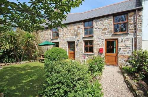 Last Minute Cottages - Attractive Goldsithney Cottage S82358