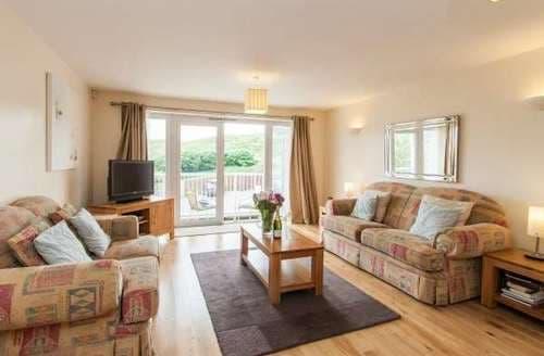 Last Minute Cottages - Excellent Mortehoe Apartment S82369