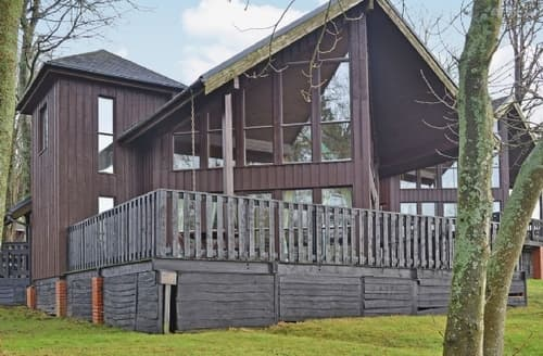 Last Minute Cottages - WHITECOMBE LODGE