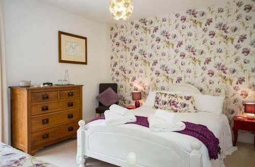 Last Minute Cottages - Delightful North Devon Lodge S82509