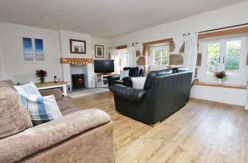 Big Cottages - Beautiful Cornwall Cottage S82562