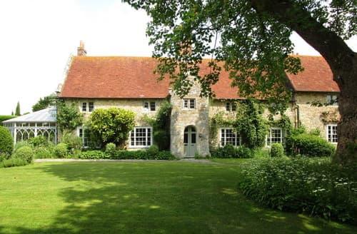 Big Cottages - Attractive Shalfleet Cottage S82724