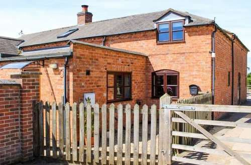 Big Cottages - Beautiful Leicester Cottage S82829