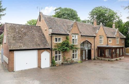 Big Cottages - Gorgeous Evesham Lodge S82993