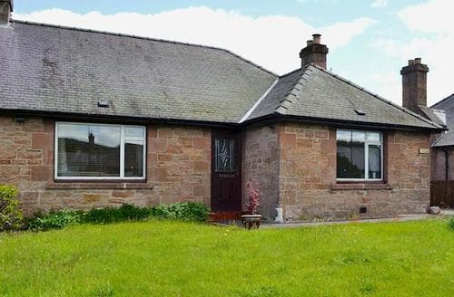 Last Minute Cottages - Luxury Beauly Cottage S83014