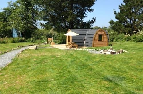 Last Minute Cottages - Luxury Cornwall Lodge S83035