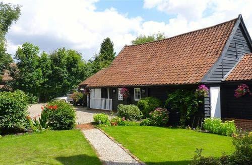Last Minute Cottages - Gorgeous Wickham Market Cottage S83118