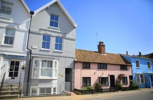 Big Cottages - Delightful Aldeburgh Apartment S83137