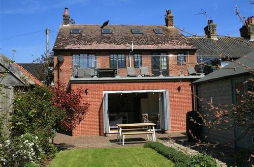 Last Minute Cottages - Splendid Walberswick Cottage S83159