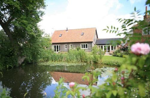 Big Cottages - Excellent Bramfield Lodge S83256